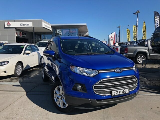 Used Ford Ecosport Trend PwrShift, Cardiff, 2015 Ford Ecosport Trend PwrShift Wagon