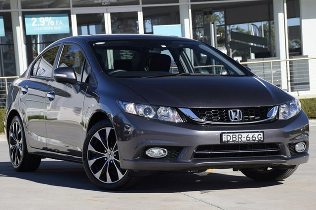 Used Honda Civic Sport, Narellan, 2015 Honda Civic Sport Sedan