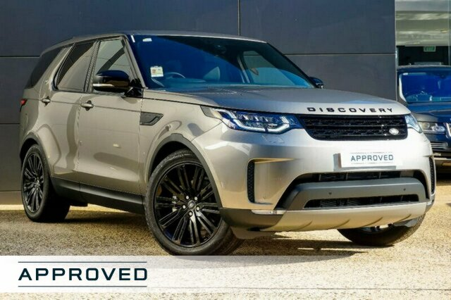 Demonstrator, Demo, Near New Land Rover Discovery SD4 SE, Geelong, 2017 Land Rover Discovery SD4 SE Wagon