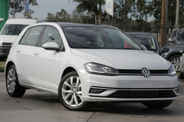New Volkswagen Golf 110 TSI Highline, Nowra, 2019 Volkswagen Golf 110 TSI Highline Hatchback
