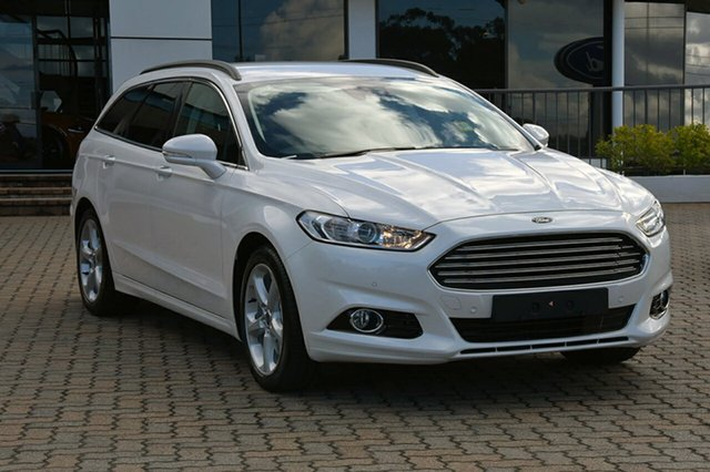 Discounted Demonstrator, Demo, Near New Ford Mondeo Trend PwrShift, Southport, 2018 Ford Mondeo Trend PwrShift Wagon