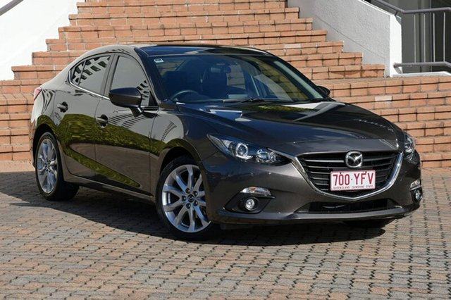 Discounted Used Mazda 3 SP25 SKYACTIV-Drive GT, Southport, 2014 Mazda 3 SP25 SKYACTIV-Drive GT Sedan