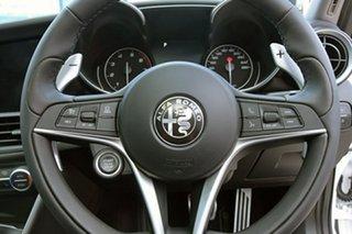 2017 Alfa Romeo Giulia Sedan.
