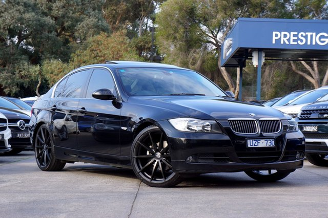 Used BMW 325i Steptronic, Balwyn, 2007 BMW 325i Steptronic Sedan