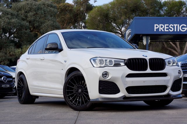 Used BMW X4 xDrive20d Steptronic, Balwyn, 2015 BMW X4 xDrive20d Steptronic Wagon