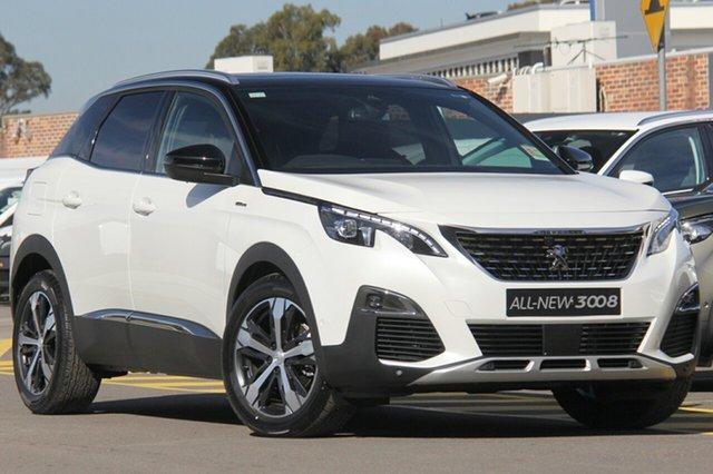 New Peugeot 3008 GT Line SUV, Bowen Hills, 2018 Peugeot 3008 GT Line SUV Hatchback