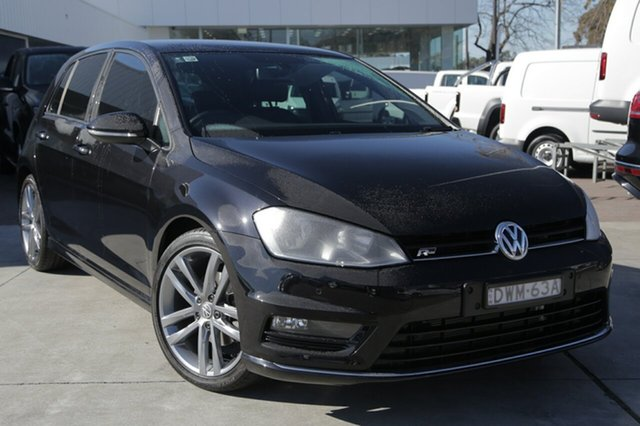 Used Volkswagen Golf 110TSI DSG Highline, Waitara, 2016 Volkswagen Golf 110TSI DSG Highline Hatchback