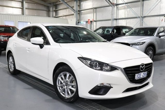 Used Mazda 3 Neo, 2015 Mazda 3 Neo BM Series Sedan