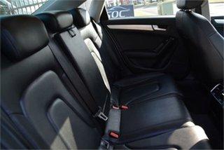 2012 Audi A4 Sedan.