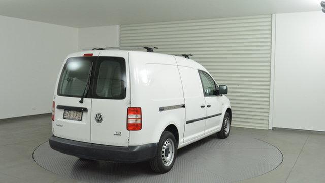 Used Volkswagen Caddy TDI250 BlueMOTION Maxi DSG, Southport, 2014 Volkswagen Caddy TDI250 BlueMOTION Maxi DSG Van