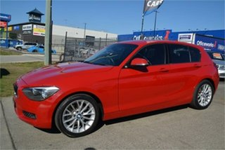2012 BMW 118i Hatchback.