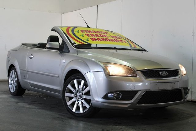 Used Ford Focus Coupe-Cabriolet, Underwood, 2007 Ford Focus Coupe-Cabriolet Cabriolet