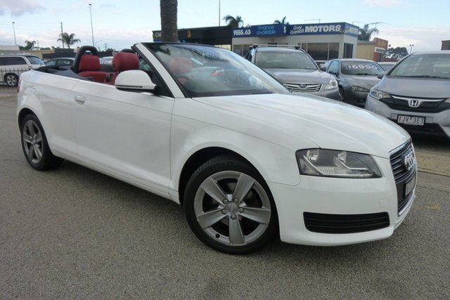 Used Audi A3 Attraction S tronic, Cheltenham, 2008 Audi A3 Attraction S tronic Convertible