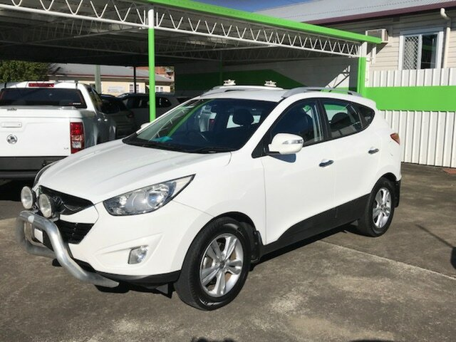 Used Hyundai ix35 TURBO DIESEL ELITE, Casino, 2013 Hyundai ix35 TURBO DIESEL ELITE Wagon