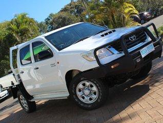 Used Toyota Hilux SR Double Cab, Bokarina, 2013 Toyota Hilux SR Double Cab KUN26R MY12 Utility
