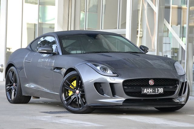 Used Jaguar F-TYPE, Port Melbourne, 2015 Jaguar F-TYPE Coupe