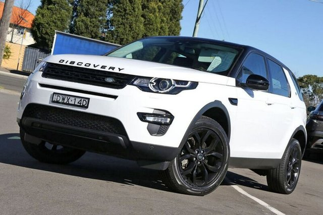 Used Land Rover Discovery Sport SD4 SE, Artarmon, 2016 Land Rover Discovery Sport SD4 SE Wagon