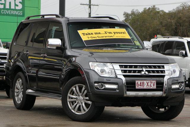 Used Mitsubishi Pajero Exceed, Caloundra, 2017 Mitsubishi Pajero Exceed Wagon