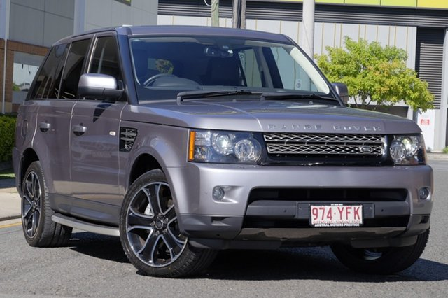 Used Land Rover Range Rover Sport SDV6 CommandShift Luxury, Newstead, 2012 Land Rover Range Rover Sport SDV6 CommandShift Luxury Wagon