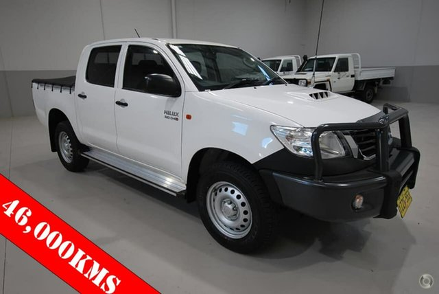 Used Toyota Hilux SR Double Cab, Kenwick, 2014 Toyota Hilux SR Double Cab Utility