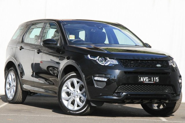 Demonstrator, Demo, Near New Land Rover Discovery Sport TD4 110kW HSE, Malvern, 2017 Land Rover Discovery Sport TD4 110kW HSE Wagon