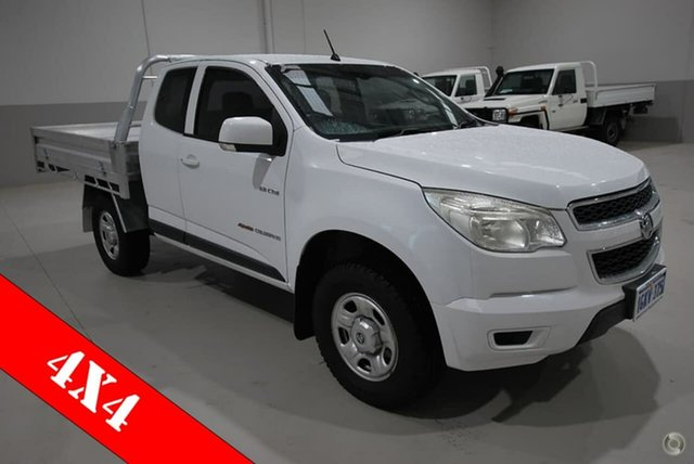Used Holden Colorado LX Space Cab, Kenwick, 2012 Holden Colorado LX Space Cab Cab Chassis