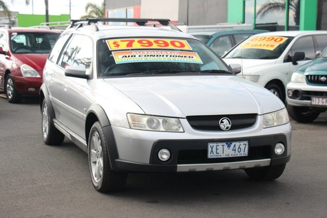 Discounted Used Holden Adventra CX6 4X4 with RWC & REG, Cheltenham, 2005 Holden Adventra CX6 4X4 with RWC & REG Wagon