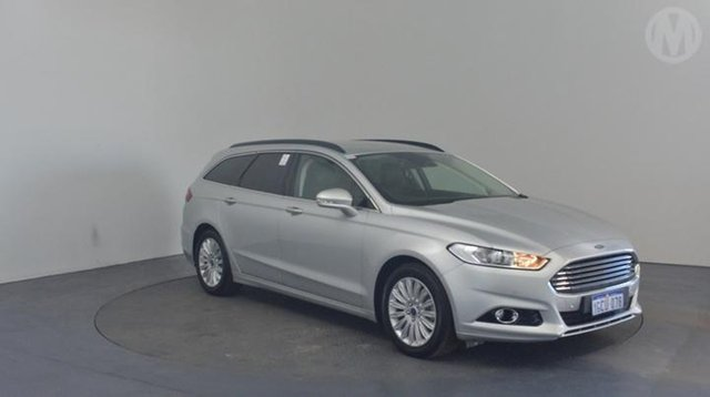 Used Ford Mondeo Trend Tdci, Altona North, 2016 Ford Mondeo Trend Tdci Wagon