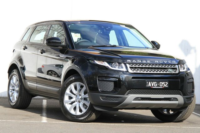 Discounted Demonstrator, Demo, Near New Land Rover Range Rover Evoque TD4 150 SE, Malvern, 2017 Land Rover Range Rover Evoque TD4 150 SE Wagon