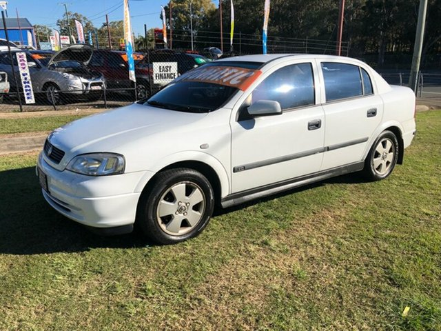 Used Holden Astra CD, Clontarf, 2002 Holden Astra CD Sedan