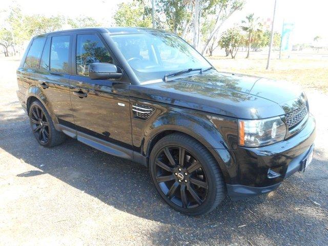 Used Land Rover Range Rover Sport TdV6 CommandShift SE, Winnellie, 2013 Land Rover Range Rover Sport TdV6 CommandShift SE Wagon