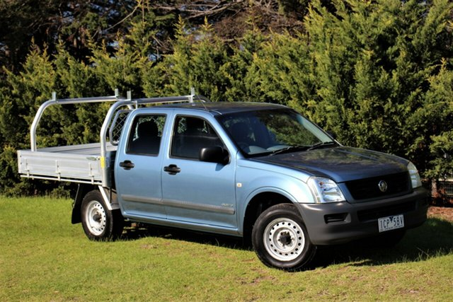 Used Holden Rodeo LX Crew Cab, Officer, 2003 Holden Rodeo LX Crew Cab Utility