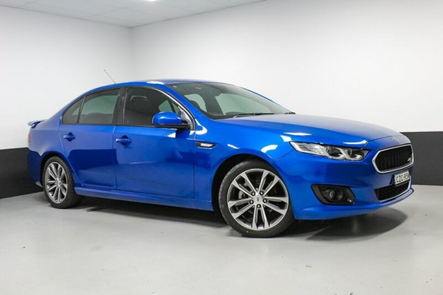 Used Ford Falcon XR6, Hamilton, 2015 Ford Falcon XR6 Sedan