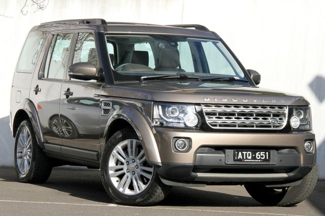 Used Land Rover Discovery SDV6 HSE, Malvern, 2015 Land Rover Discovery SDV6 HSE Wagon