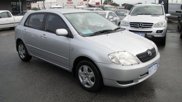 Used Toyota Corolla Conquest, Maddington, 2003 Toyota Corolla Conquest Hatchback