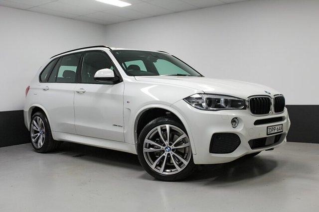 Used BMW X5 xDrive30d, Cardiff, 2017 BMW X5 xDrive30d Wagon