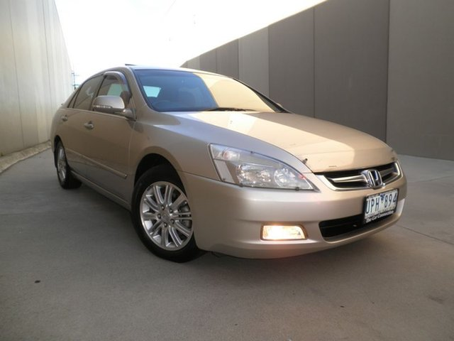 Used Honda Accord V6 Luxury, Cheltenham, 2007 Honda Accord V6 Luxury Sedan
