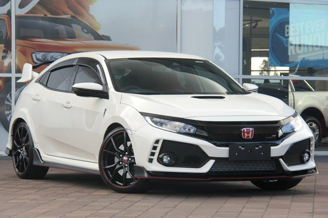 Discounted Used Honda Civic Type R, Warwick Farm, 2017 Honda Civic Type R Hatchback
