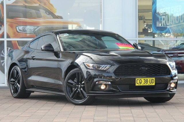 Discounted Used Ford Mustang Fastback, Warwick Farm, 2015 Ford Mustang Fastback Fastback