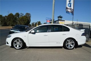 2012 Ford Falcon XR6 Sedan.