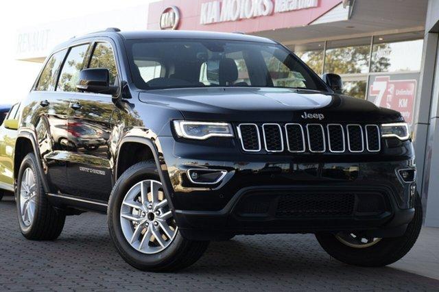 Discounted Demonstrator, Demo, Near New Jeep Grand Cherokee Laredo 4x2, Warwick Farm, 2018 Jeep Grand Cherokee Laredo 4x2 SUV