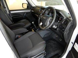 2019 Mahindra Pik-Up 4WD Dual Cab Utility.