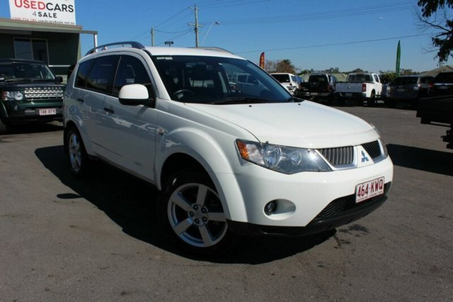 Used Mitsubishi Outlander Limited Edition, Tingalpa, 2008 Mitsubishi Outlander Limited Edition Wagon