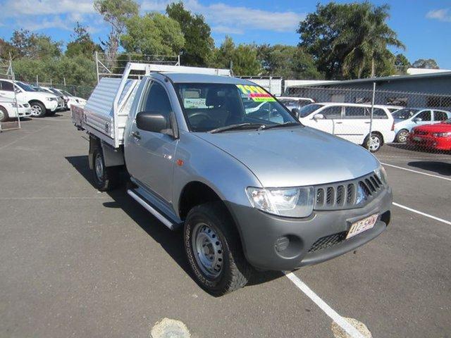 Used Mitsubishi Triton GL, Alexandra Headland, 2008 Mitsubishi Triton GL Cab Chassis