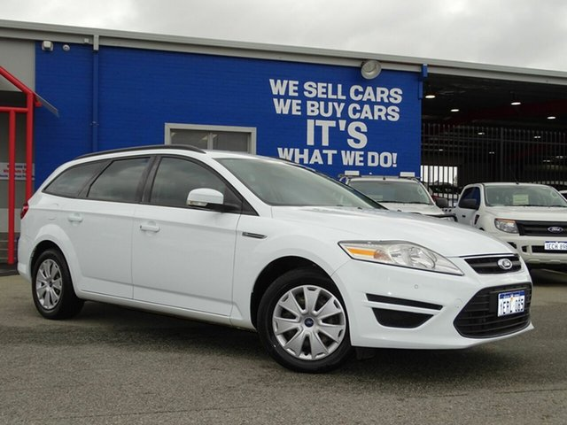 Discounted Used Ford Mondeo LX PwrShift TDCi, Welshpool, 2014 Ford Mondeo LX PwrShift TDCi Wagon