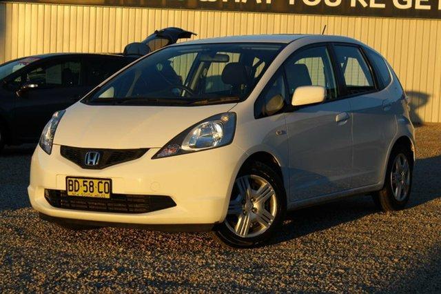 Used Honda Jazz VTi, Bathurst, 2009 Honda Jazz VTi Hatchback