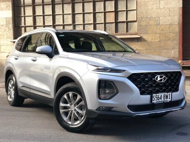 Demonstrator, Demo, Near New Hyundai Santa Fe Active, Cheltenham, 2018 Hyundai Santa Fe Active Wagon