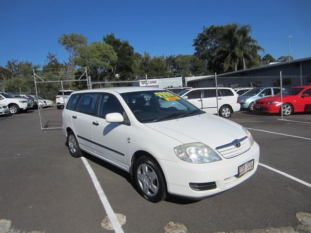 Used Toyota Corolla Ascent, Alexandra Headland, 2005 Toyota Corolla Ascent Wagon
