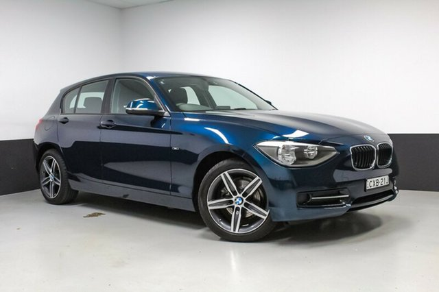 Used BMW 116i Steptronic, Hamilton, 2014 BMW 116i Steptronic Hatchback
