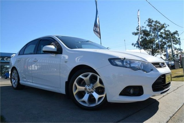Used Ford Falcon XR6, Mulgrave, 2012 Ford Falcon XR6 Sedan